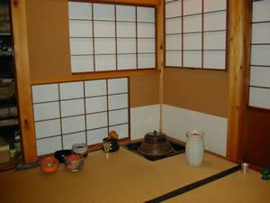 熊田家茶室